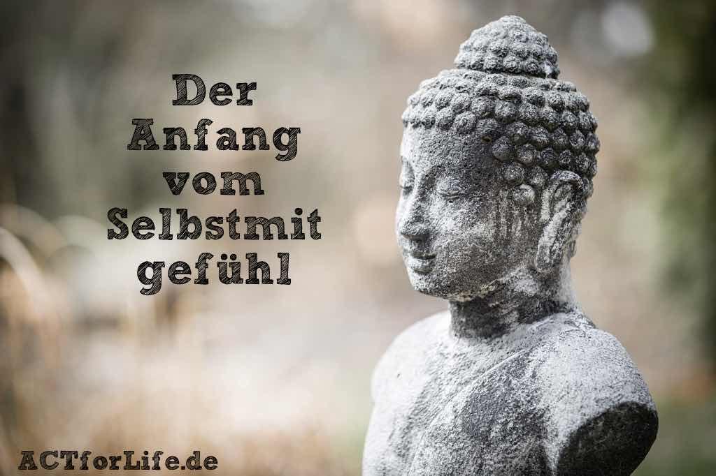 Der Anfang vom Selbstmitgefühl